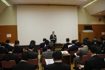 多くの参加者が加藤氏の講演に耳を傾けた